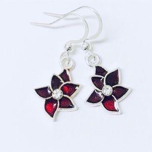 "Jewelry - ""Holly-Day"" Earrings"